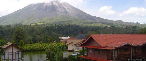 Montaña de Fuego Hotel - Arenal Volcano area, La Fortuna de San Carlos, Costa Rica