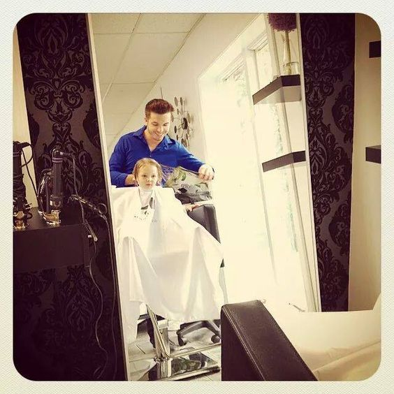 Children's Haircut #salonbeau #thesalonbeau #children #kids #haircut #bob #beautiful