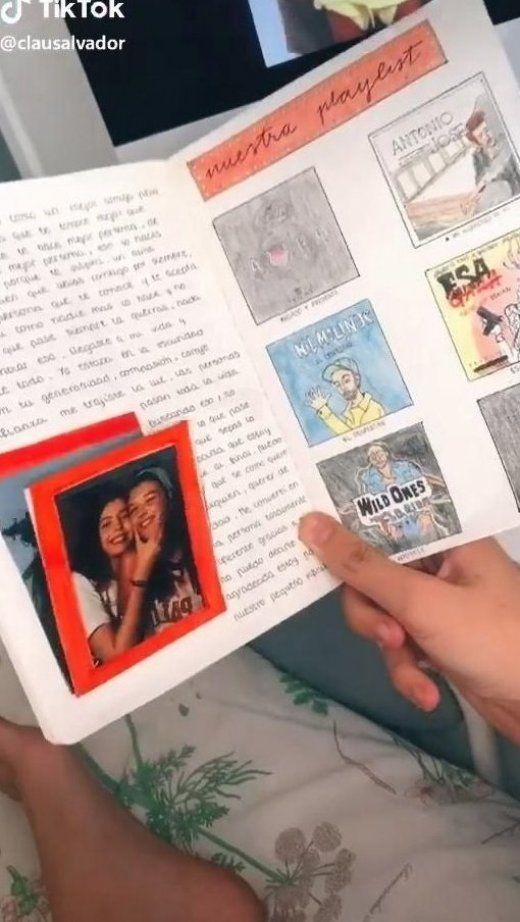 Journal Ideas Creative Notebooks Surprise Gifts For Boyfriend Surprise Boyfriend Anniversary Gifts Diy Christmas Gifts For Boyfriend Boyfriend Christmas Diy