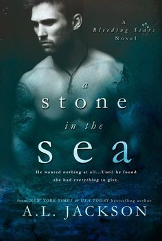 """A Stone in the Sea ~ He wanted nothing at all, Until he found she had everything to give. """"Sebastian and Shea have a love that is powerful, passionate, and so perfectly flawed that you'll crave more. Jackson's best work yet!"""" -Molly McAdams, NYT bestselling author Get your copy now ~  Amazon http://amzn.to/1D5VTbg Barnes & Noble http://bit.ly/ASITSNook iBooks http://bit.ly/asitsibook @aljacksonauthor"""