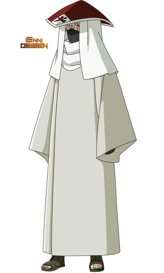 The Last: Naruto the Movie Kakashi Hatake (Hokage) by iEnniDesign on DeviantArt