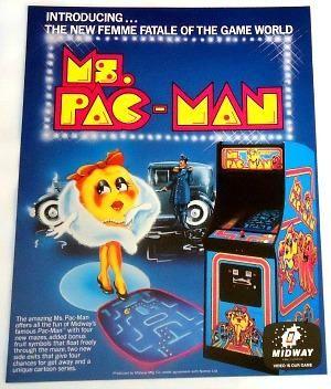 Mrs Pac Man Free Game 112