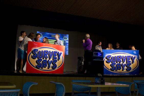 #survey #says.... #gameshow @Lynn University #lynning