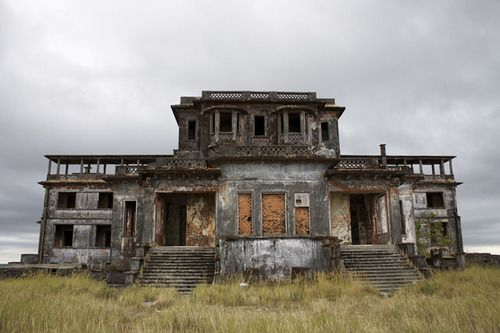 Now and Then Abandoned Resorts | ... Now abandoned, most of the buildings are still standing. The site is