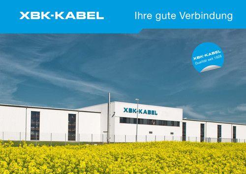 XBK-KABEL Unternehmens Broschüre