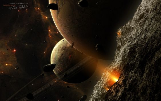 wallpapers hd 1080p planetas exteriores