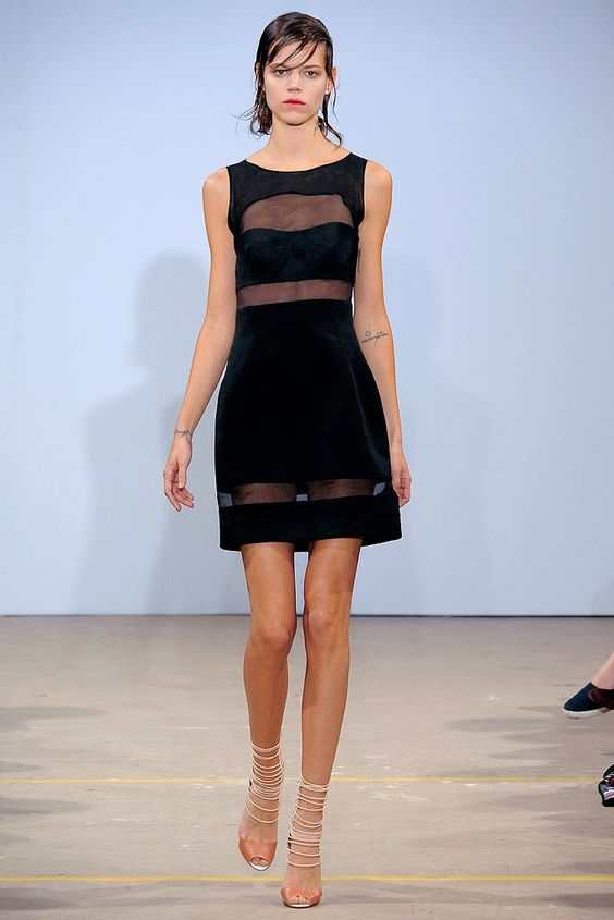 Jonathan Saunders Spring 2010 Ready-to-Wear Collection Photos - Vogue