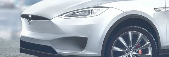 The Tesla Model Y compact SUV will join the brand's lineup below the Model X – our exclusive render shows what it could look like…