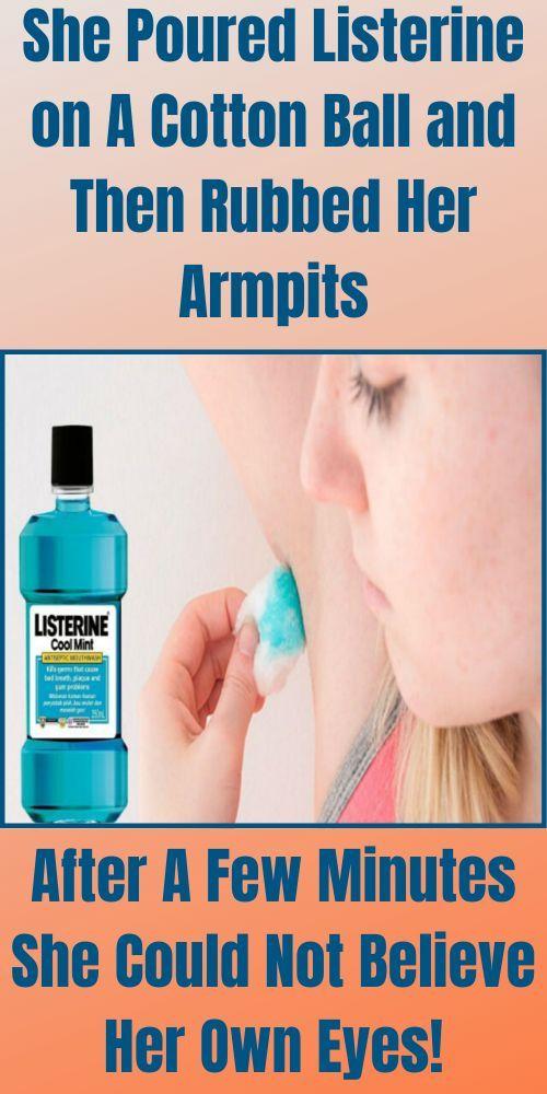Use Hand Sanitizer As Emergency Deodorant Hand Sanitizer