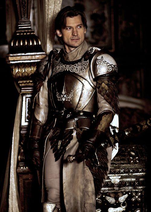 "Ser Jaime Lannister ""The Kingslayer"" - Nikolaj Coster-Waldau"