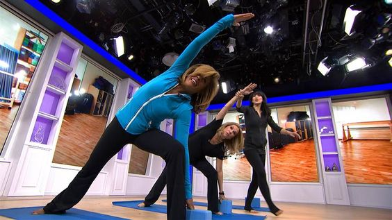 Hilaria Baldwin shares pregnancy details and yoga poses