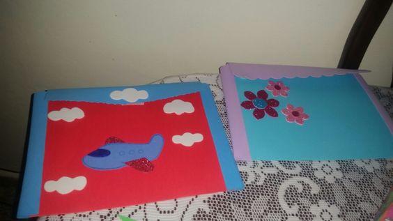 Carpetas para preescolar