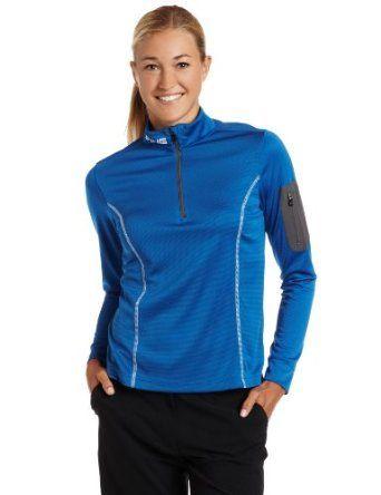 PING Women`s Ranger Long Sleeve Pullover Jacket $46.93 - $54.99