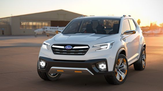 Fuji Heavy Industries Ltd. (FHI), the manufacturer of Subaru automobiles, will unveil two new concept cars at the 44th Tokyo Motor Show 2015 (Press Da...