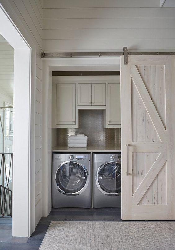 Come progettare una lavanderia funzionale | Fillyourhomewithlove