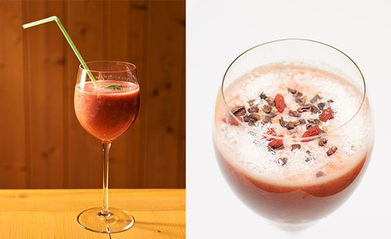 Beauty from inside out: My lovely smoothies
