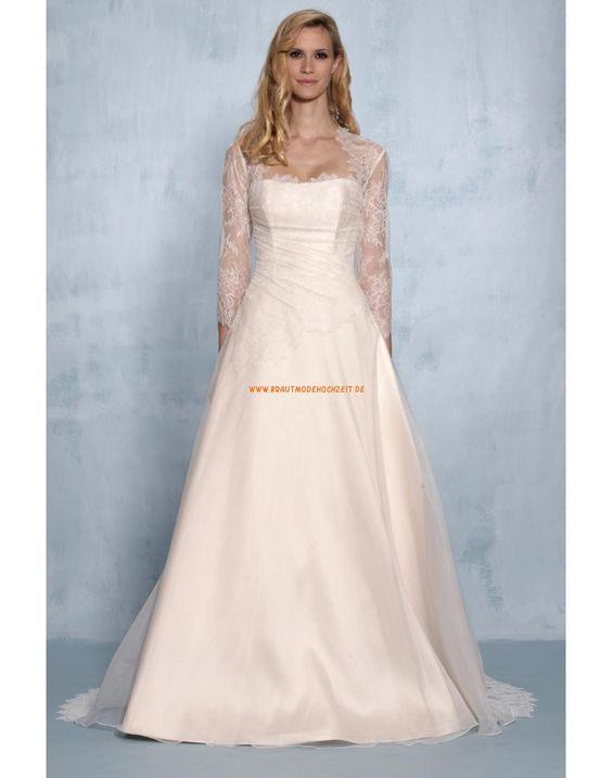 Exklusive Ausgefallene Hochzeitskleider aus Organza