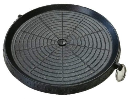 Korean Maifan Stone Barbecue Pan Non Stick Smokeless Indoor Grill Stovetop Plate Grilling Best Korean Bbq Korean Bbq