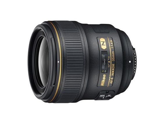 Nikon 35mm f/1.4 G AF-S NIKKOR | London Camera Exchange