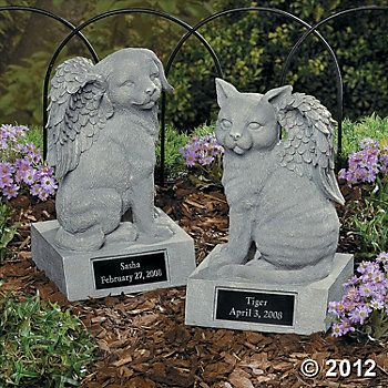Pet Memorial Memory Garden Ideas Pinterest Cats