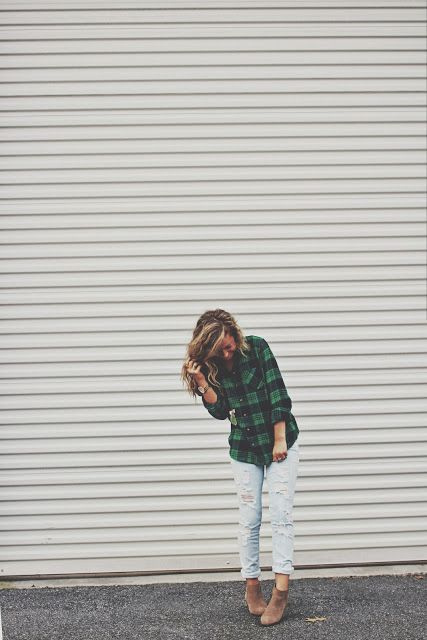 Her Lovely Style: Mad For Plaid