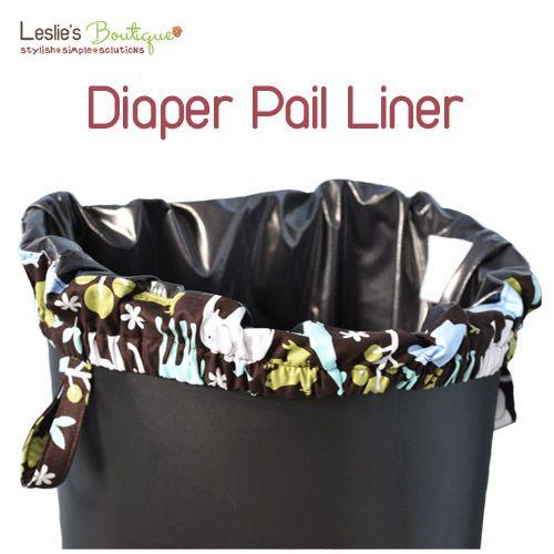Diaper Pail Liner