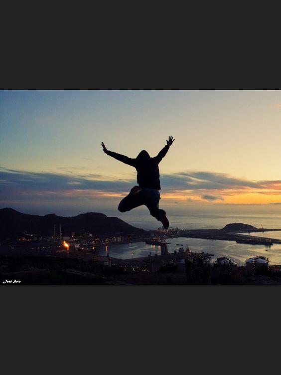 Take a #leap of faith