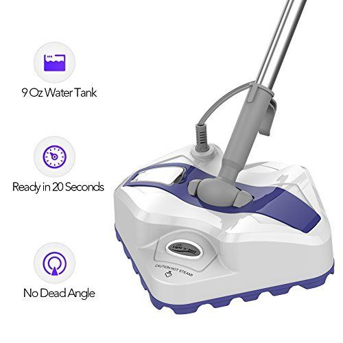 Steam Mop Steam Cleaner With Automatic Steam Control Mops For Floor Cleaning With Excellent Manoeuvrability Steam Best Steam Cleaner Steam Cleaners Steam Mop