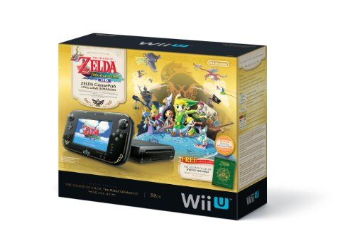 cool New Wii Games   The Legend of Zelda: The Wind Waker (HD Deluxe Set)