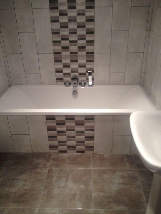 Mosaic Tiles On Bath Panel Google Search Home Ideas