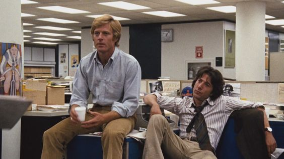 All The Presidents Men. Great movie, better book.