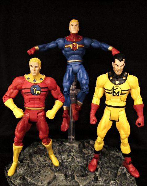 Young Miracleman (Legendary Comic Book Heroes) Custom ...