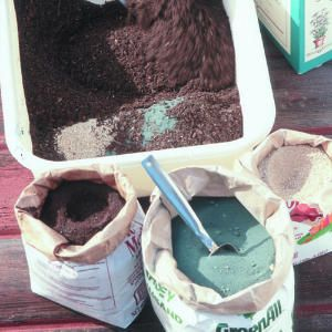 Muscle up your potting mix
