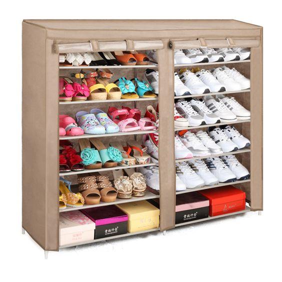 Sw muebles para el hogar de almacenamiento dormitorio de - Muebles de zapatos ...