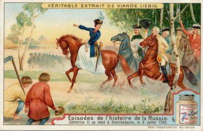 Catharina de Grote & haar minnaars.  http://www.isgeschiedenis.nl/wp-content/uploads/2012/03/catharina_II.jpg