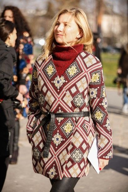 Street Style Paris - Inverno 2016 foto: FOTOSITE