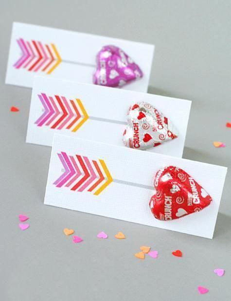 10 Cartes De St Valentin Originales A Faire Soi Meme Valentines Cards Valentine Crafts For Kids Printable Valentines Cards