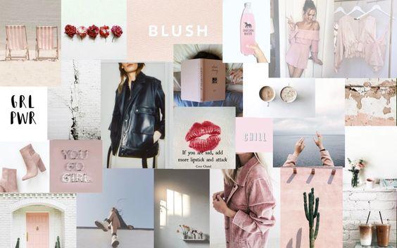 White and Pink wallpaper macbook | Mac wallpaper in 2019 ...