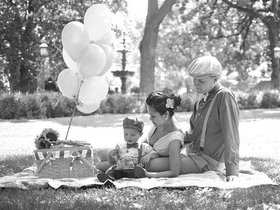 Love the picnic idea
