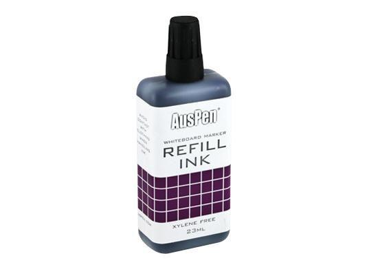 Purple Refill Ink Bottle Whiteboard Marker Ink Refill Dry Erase Whiteboard