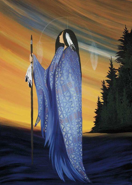 Au plus profond de toi, dans ton cœur sacré, dans ta matrice de vie vibre une sagesse infiniment douce et puissante !  Les présences de la Nature, la Terre, les plantes, la rivières, la forêt, les étoiles chantent et dansent en toi, appelant la Vie.  Ta médecine intérieure féminine, branchée au rythme de la vie qui ouvre son cœur aux éléments, à la Terre, vient te transformer, te révéler à la beauté de ton essence.