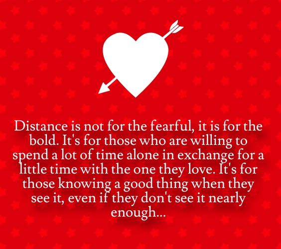 Quotes About Love Relationships: Cute Long Distance Relationship Quotes