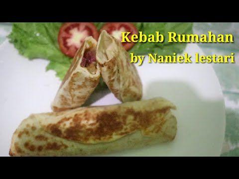 Resep Kebab Rumahan Super Cepat Tapi Enaak Menu Takjil Simple Youtube Kebab Ide Makanan Resep