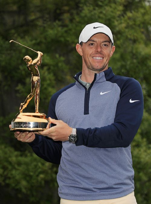 Rory Mcilroy Won The 2019 Players Championship Rory Mcilroy Players Championship Rory
