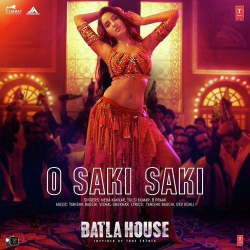 O Saki Saki From Batla House Tulsi Kumar Neha Kakkar B Praak Latest Bollywood Songs Bollywood Movie Songs Bollywood Dance Outfit