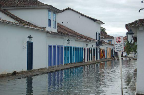 Paraty / RJ – Arquitetura Colonial.