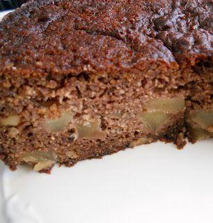 Apple cinnamon cake: