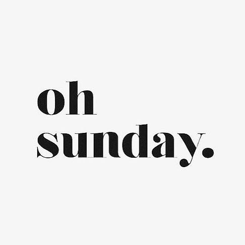 The last day of the weekend... Ohh I don't want it to end #sunday