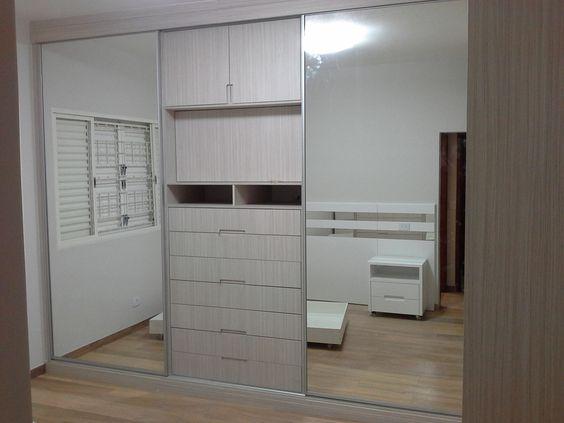 armário,porta espelho e local para tv