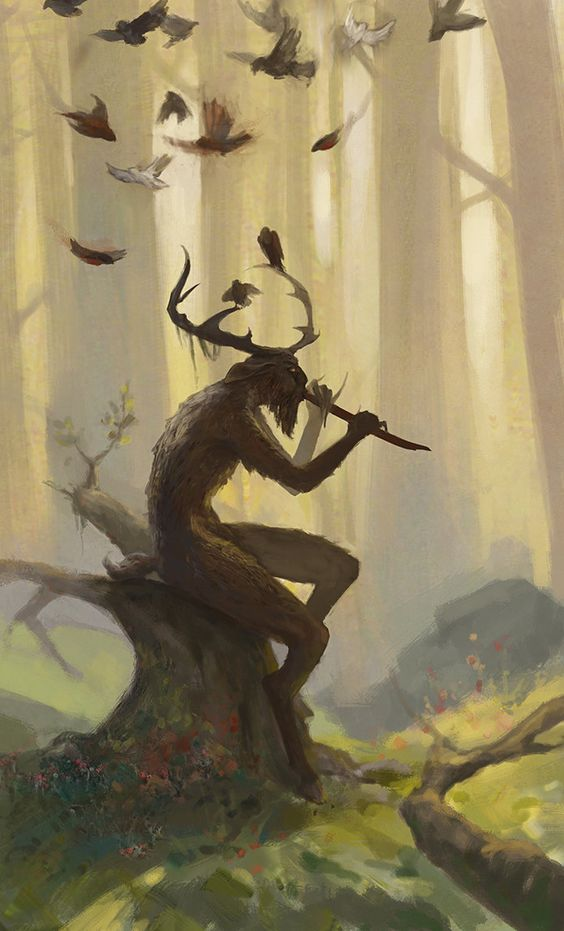 Full Faun by Valimaa on DeviantArt |Faun Art